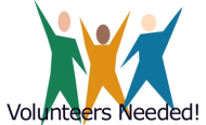 Volunteer Now!